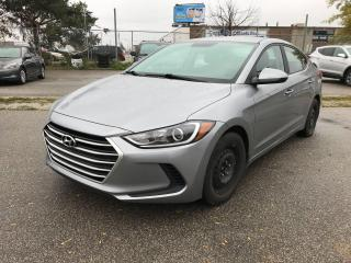 Used 2017 Hyundai Elantra MANUAL,147KM,SAFETY INCLUDED,$8990 for sale in Toronto, ON