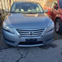 Used 2013 Nissan Sentra S for sale in Hamilton, ON