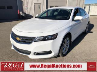 Used 2019 Chevrolet Impala LT for sale in Calgary, AB