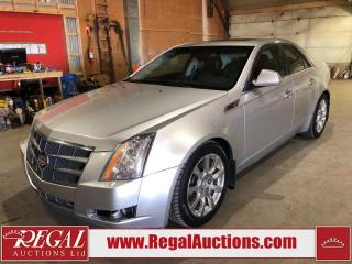 Used 2008 Cadillac CTS 4 for sale in Calgary, AB
