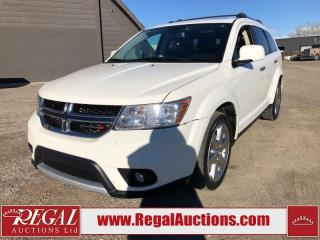 Used 2014 Dodge Journey R/T for sale in Calgary, AB