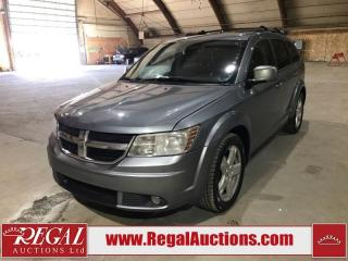 Used 2010 Dodge Journey SXT for sale in Calgary, AB