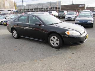 Used 2011 Chevrolet Impala LT for sale in Vancouver, BC
