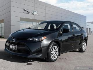 Used 2017 Toyota Corolla LE * October Special * for sale in Winnipeg, MB
