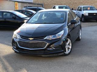 Used 2017 Chevrolet Cruze Premier Auto for sale in Saskatoon, SK