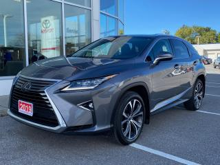Used 2019 Lexus RX 350 LUXURY PKG-NAVIGATION! for sale in Cobourg, ON