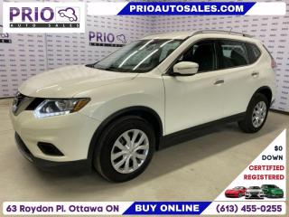 Used 2015 Nissan Rogue AWD 4dr S for sale in Ottawa, ON