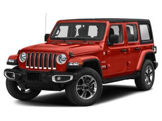 New 2021 Jeep Wrangler Unlimited Sahara for sale in Listowel, ON