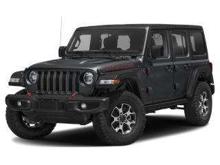 New 2021 Jeep Wrangler Unlimited Rubicon 4x4 for sale in Milton, ON