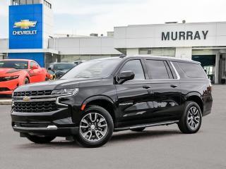 New 2021 Chevrolet Suburban LS for sale in Winnipeg, MB