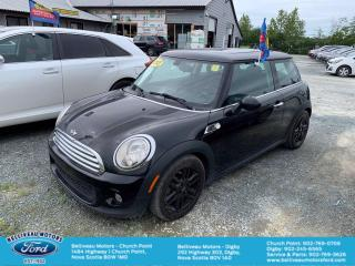 Used 2013 MINI Cooper Hardtop Cooper for sale in Church Point, NS