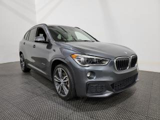 Used 2016 BMW X1 XDrive28i-AWD-TOIT PANORAMIQUE for sale in Laval, QC