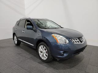 Used 2013 Nissan Rogue SL AWD NAVIGATION - CUIR - TOIT OUVRANT for sale in Laval, QC