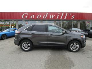 Used 2017 Ford Edge REMOTE START! NAV! POWER SEATS! for sale in Aylmer, ON