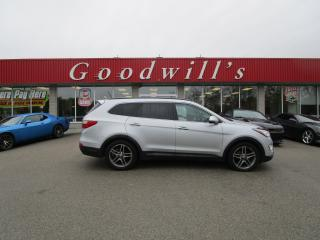 Used 2015 Hyundai Santa Fe XL 7 PASSENGER! LOADED! NAV, LEATHER, SO MUCH MORE! for sale in Aylmer, ON