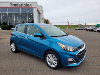 Used 2019 Chevrolet Spark 2LT for sale in Fredericton, NB