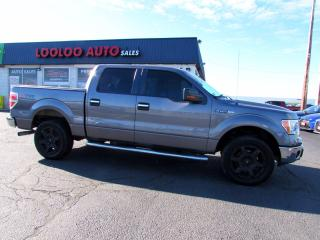 Used 2014 Ford F-150 XLT SuperCrew 5.0L V8 4WD BLUETOOTH CERTIFIED for sale in Milton, ON
