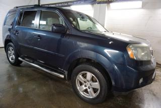 Used 2010 Honda Pilot EX-L 4WD CAMERA CERTIFIED SUNROOF HEATED LEATHER ALLOYS CRUISE *2nd SET WINTER* for sale in Milton, ON