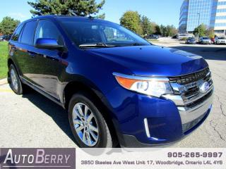 Used 2013 Ford Edge SEL FWD One Owner! for sale in Woodbridge, ON