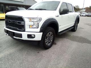 Used 2017 Ford F-150 XLT SuperCrew 6.5-ft. Bed 4WD for sale in Leamington, ON