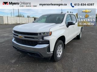 Used 2021 Chevrolet Silverado 1500 LT  - Heated Seats for sale in Orleans, ON