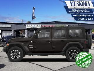 New 2021 Jeep Wrangler Unlimited High Altitude  - Leather Seats for sale in Bracebridge, ON