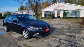 Used 2015 Mazda MAZDA3 I Sport for sale in Barrie, ON