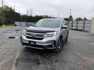 Used 2019 Honda Pilot Touring AWD for sale in Cayuga, ON
