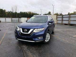 Used 2019 Nissan Rogue SV 2WD for sale in Cayuga, ON