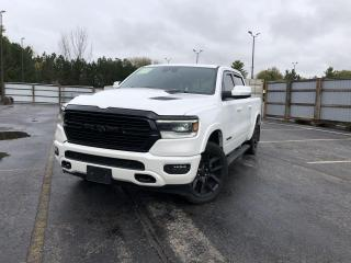 Used 2020 RAM 1500 Laramie CREW 4WD for sale in Cayuga, ON