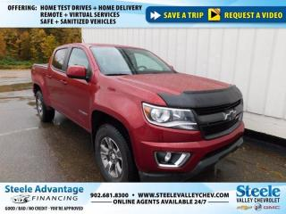 Used 2019 Chevrolet Colorado WIRELESS CHARGING-REAR VISION CAMERA-WI-FI HOTSPOT!! for sale in Kentville, NS