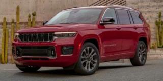 New 2021 Jeep Grand Cherokee L Limited for sale in Swift Current, SK
