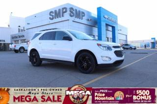 Used 2017 Chevrolet Equinox LT -AWD, Remote Start, Leather, Sunroof, New Tires for sale in Saskatoon, SK