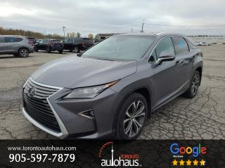 Used 2018 Lexus RX 350 EXECUTIVE I NO ACCIDENTS I TOP OF THE LINE for sale in Concord, ON