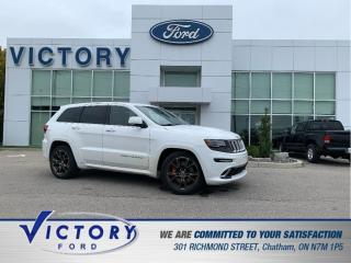 Used 2014 Jeep Grand Cherokee SRT8 for sale in Chatham, ON