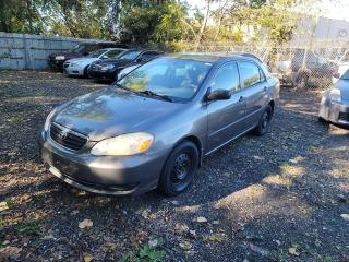 Used 2006 Toyota Corolla for sale in Innisfil, ON