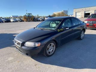 Used 2007 Volvo S60 2.5T for sale in Innisfil, ON