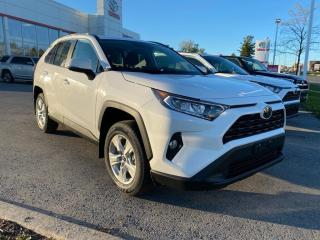 New 2021 Toyota RAV4 XLE AWD+HEATED SEATS! for sale in Cobourg, ON