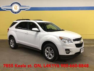 Used 2013 Chevrolet Equinox LT AWD, Heated Seats, Backup Cam, 2 Years Warranty for sale in Vaughan, ON