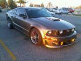 Photo of Gray 2005 Ford Mustang