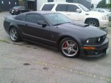 Photo of Grey 2007 Ford Mustang