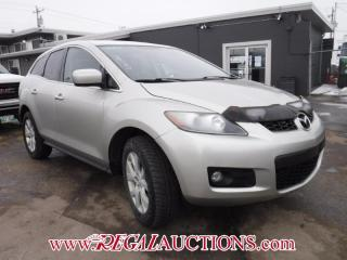 Used 2007 Mazda CX-7 GT 4D UTILITY 4WD for sale in Calgary, AB