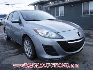 Used 2010 Mazda MAZDA3  4D HATCHBACK for sale in Calgary, AB