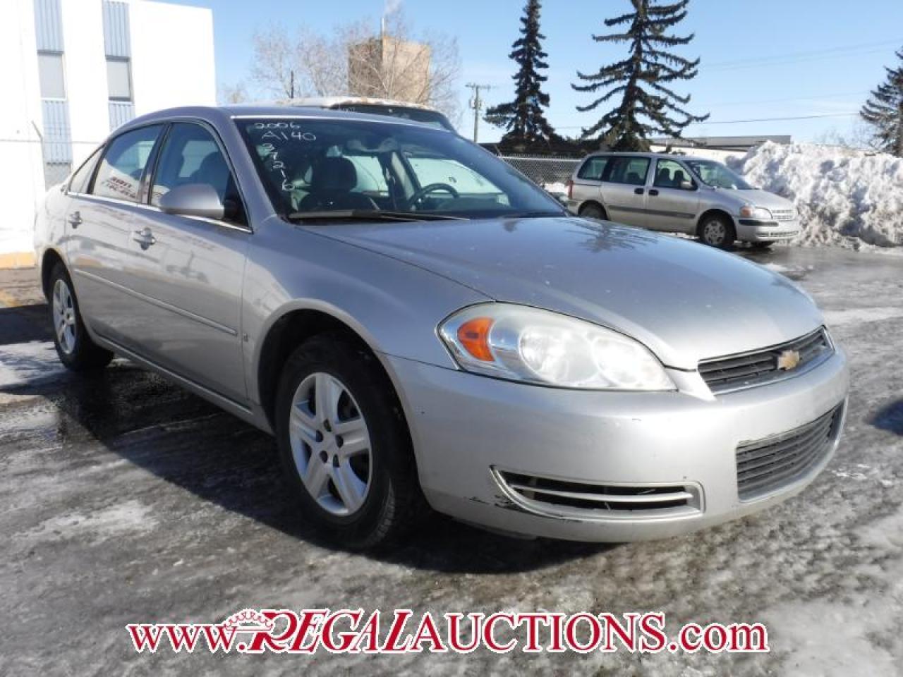 Photo of Silver 2006 Chevrolet IMPALA LS 4D SEDAN