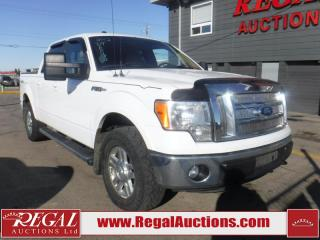Used 2012 Ford F-150 LARIAT 4D SUPERCREW 4WD for sale in Calgary, AB