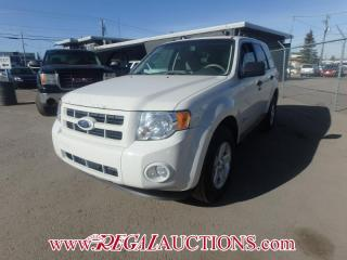 Used 2011 Ford ESCAPE HYBRID 4D UTILITY for sale in Calgary, AB