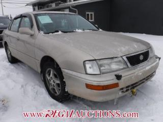 Used 1997 Toyota AVALON  4D SEDAN for sale in Calgary, AB