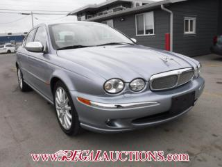Used 2007 Jaguar X-TYPE  4D SEDAN 3.0 AWD for sale in Calgary, AB