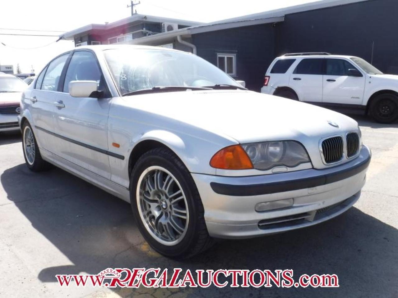 Photo of Silver 2001 BMW 3 SERIES 330XI 4D SEDAN AWD
