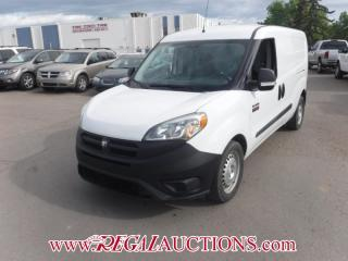 Used 2015 RAM PROMASTER CITY ST CARGO VAN 2.4L for sale in Calgary, AB